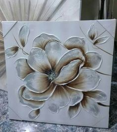 cardboard texture painting best of 14 best arte images in 2019 of cardboard texture painting Arte Floral, Texture Art, Texture Painting, Plaster Art, Leaf Art, Acrylic Art, Painting Inspiration, Art Pictures, Flower Art