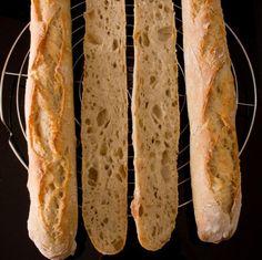 Baguettes von der Kochpoetin