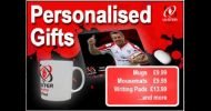 Personalised Ulster Rugby Gifts Now Available! Online Store NOW LIVE HERE!!!!!!!!!!!!!!!!! live on www.intouchrugby.com