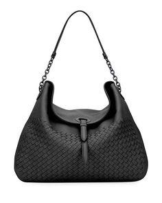 Bottega Veneta Wallets & Bags at Neiman Marcus Suede Handbags, Gucci Handbags, Coach Handbags, Hobo Purses, Hobo Bags, Popular Handbags, Beautiful Bags, Bottega Veneta, Leather Purses