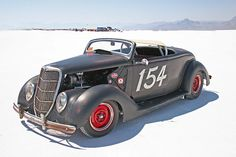 Cool Hot Rod on S/F