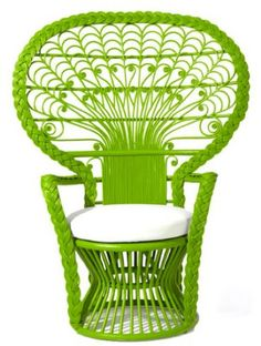 Love. Luck. Kisses & Cake: Take A Seat made by @.... — | Wicker Furniture Blog www.wickerparadise.com