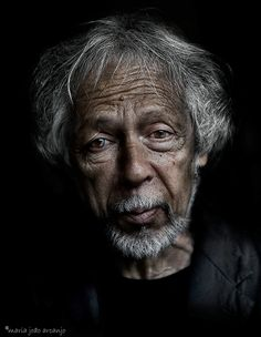 Raul Perez, by Maria Joao Arcanjo. What a beautiful face.Morose ? Would  you tell him your life story through his compassion.I would.