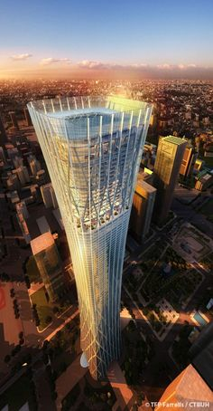 Fabulous Skyscrapers that will blow your Mind !!! (10 Pics) , Zhongguo Zun in Beijing.