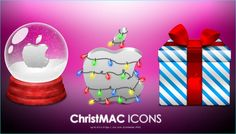 22 Beautiful and Free Christmas Icon Sets for Designers