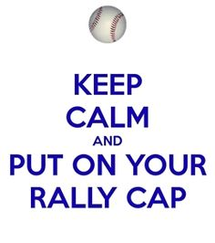 They do work, Philly was down 6-1, I put on my rally cap and they won the game 6-8, GO PHILLIES