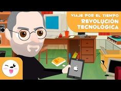 Adventure into the Digital Age with Steve Jobs - History for Kids Steve Jobs, Learn Espanol, History For Kids, Document, Your Child, Family Guy, Teaching, Adventure, Children