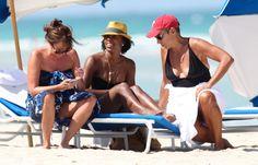 Kelly Rowland in Miami