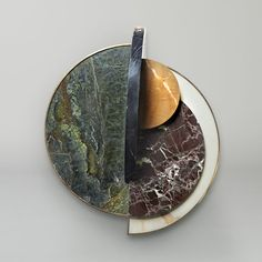 Lunar collection by Lara Bohinc for Lapicida