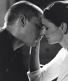 Michael Scofield, Movie Couples, Cute Couples, Best Series, Tv Series, Prison Break 3, Sara Tancredi, Wentworth Miller Prison Break, Michael And Sara