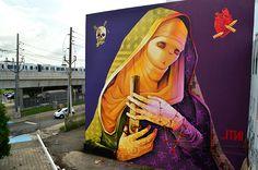 #Inti Castro #Street #Art