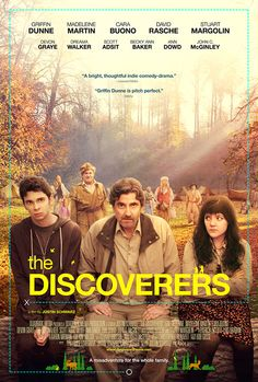 "The Discoverers Movie | top images ~ cute movie but uses the ""F"" word a good bit."