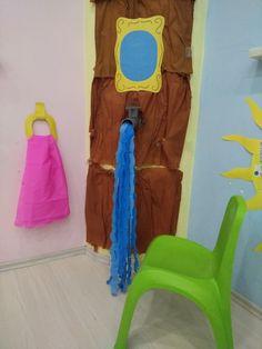 Abdest köşesi Diy And Crafts, Crafts For Kids, Arts And Crafts, Islam, Toilet Training, 4 Year Olds, Kids Education, Kindergarten, Preschool