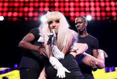 """Lady Gaga Addresses Madonna's """"Reductive"""" Comment In Concert"""