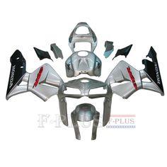 Aftermarket Fairings For Honda CBR600RR 05-06 Black Silver  ABS Kits 2005 2006