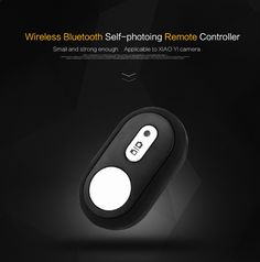 For Xiaomi YI Camera Accessories Bluetooth Remote Controller Selfie Sport Camera Bluetooth Shutter for Xiaomi Yi Action Read more at Electronic Pro Market : www.etproma.com/... For Xiaomi YI Camera Accessories Bluetooth Remote Controller Selfie Sport Camera Bluetooth Shutter for Xiaomi Yi Action Bluetoo
