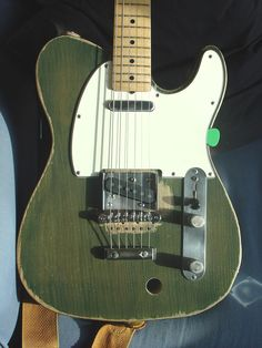 Francis Rossi Telecaster