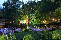 Summer evening at our Healing Hotel @alpenresort in Austria