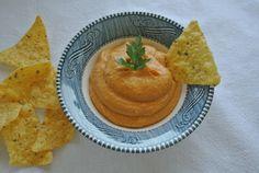 Sweet Potato Hummus - gotnourishment.com