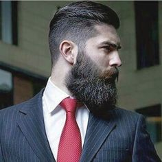 .Style cuts and their beards