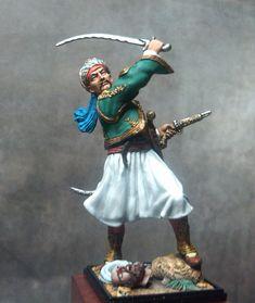 Επανάσταση 1821 - Νικηταράς Samurai, Greece, Art, Art Background, Kunst, Gcse Art, Grease, Samurai Warrior