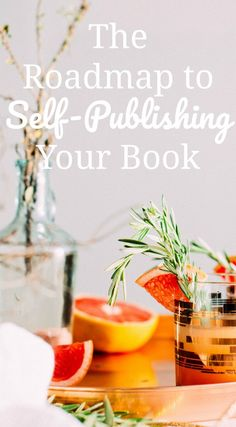 The Roadmap to Self-Publishing Your Book - http://www.lainaturner.com