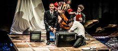#Teatro Diventare attori: 8 consigli! Di Stefano Rozzoni