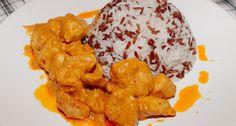 Gyors csirke curry recept   APRÓSÉF.HU - receptek képekkel