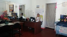 Jorge... business specialist in Piura