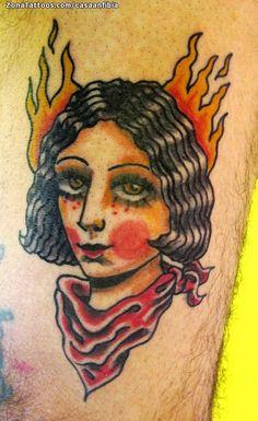 Tatuaje hecho por Juan Navarro de Buenos Aires (Argentina). Si quieres ponerte en contacto con él para un tatuaje/diseño o ver más trabajos suyos visita su perfil: https://www.zonatattoos.com/casaanfibia  Si quieres ver más tatuajes de rostros visita este otro enlace: https://www.zonatattoos.com/tag/411/tatuajes-con-rostros  Más sobre la foto: https://www.zonatattoos.com/tatuaje.php?tatuaje=109946