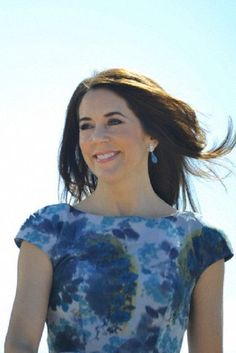 HRH Crown Princess Mary of Denmark on their official visit to Sydney from 24-28.10.13