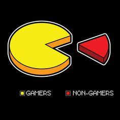 Gamers FTW @ splitreason