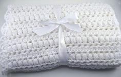 PDF Pattern Crocheted Baby Afghan CAR SEAT di thejewellshandmades