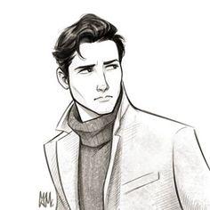 Trendy Concept Art Male Face Sketch Ideas – Art Drawing Tips Male Face Drawing, Face Sketch, Guy Drawing, Female Drawing, Sketch Drawing, Drawing Reference, Drawing Ideas, Art Drawings Sketches, Cartoon Drawings