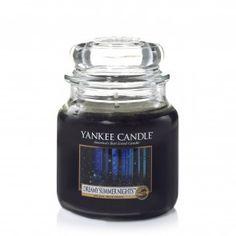 Yankee Candle Medium Jar - Dreamy Summer Nights