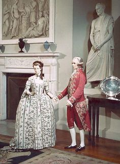 1775-80 British Silk Suit