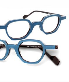 Anne et Valentin alice. I've worn glasses for two decades, and I've owned two pairs of A&Vs.; beautiful, stylish. Worth every penny.