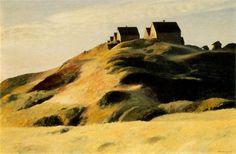 Cape Cod. Edward Hopper