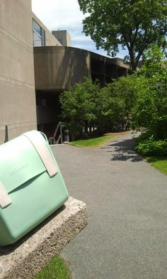 From our testimonial in Boston – episode 6: at Le Corbusier's Carpenter Center 1/3