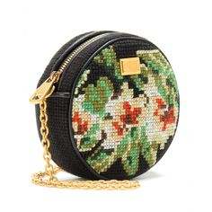 Needlepoint Clutch by Dolce & Gabbana