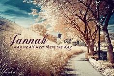Aameen and IN SHA ALLAH!