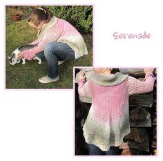Serenade I Nicki's Kreativseite Nach einer Anleitung von Birgit Freyer Knitting, Hats, Fashion, Pink, Tutorials, Breien, Moda, Tricot, Hat