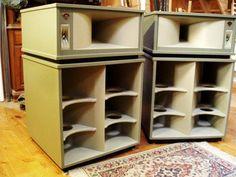 Klipsch Khorn V-Trac Upgrades - Restoration - Volti Audio - Klipsch Speakers, Audiophile Speakers, Monitor Speakers, Hi Fi System, Loudspeaker, Horn, Revolution, Console, Restoration