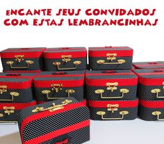 Objetos by Déa: Ideias de lembrancinha para sua festa infantil MIN...