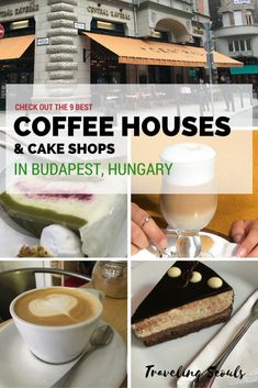 Want to have some specialty coffee in Budapest? Check out my list of the 9 best coffee houses and cake shops in Budapest, Hungary. Click to see more at Traveling Seouls.
