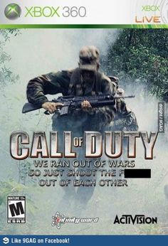 Future Call of Duty