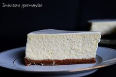 Cheesecake new yorkais