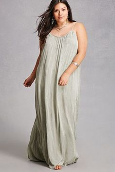 Plus Size Boho Me Maxi Dress