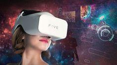 S Fove VR ovládáte virtuální realitu pohledem. Inovativní headset FOVE VR sleduje pohyb vašich očí.