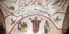 The Vatican on Tuesday unveiled newly restored frescoes in the Catacombs of Priscilla, known for housing the earliest known image of the Madonna with Child -- and frescoes said by some to show women priests in the early Christian church.